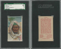 T113 Recruit, Types of Nations, 1910, Arabia, SGC 40 VG