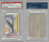 F277-2, H.J. Heinz, Famous Airplane Pictures, 1935, #20 GA-43, PSA 5 EX