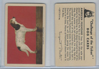 F279-5 Quaker, Challenge of the Yukon, Dog Cards, 1950, American Foxhound
