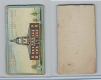 E48 BBB Honey Kisses, State Capitols, 1920's, Maryland, Annapolis