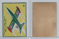 F332 Good Luck Margarine, Airplanes, 1952, #20 SNCASO Trident, French