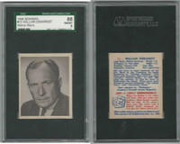 1948 Bowman, Movie Stars, #12 William Demarest, SGC 88 NMMT