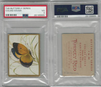 T48 Turkey Red, Butterfly Series, 1910, Colias Edusa, PSA 3 VG