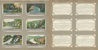 Liebig, Set 6 Cards, F1402, 1939, Rivers Of The Ardennes
