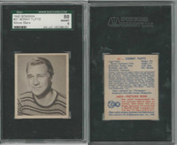 1948 Bowman, Movie Stars, #27 Sonny Tufts, SGC 88 NMMT