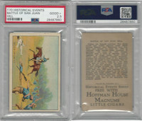 T70 ATC, Historical Events, 1910, Battle of San Juan Hill, Cuba, PSA 2.5 Good+