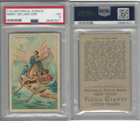 T70 ATC, Historical Events, 1910, Perry on Lake Erie, PSA 3 VG