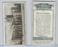 C82-37 Churchman, Cathedrals & Churches, 1924, #7 Hereford