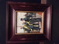 H606 J&P Coats, Uniform Army United States, 1890's, 1872-1880 In Frame