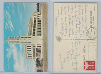 Postcard, Puerto Rico, Ponce, Sanctuary of San Judas Tadeo, 1972
