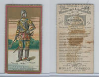 N303 Mayo, Costumes of Warriors & Soldiers, 1892, Polish Chief, 15th (B)