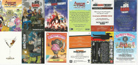 Promo Lot N, Arrested Develoment, Archer, Big Bang Theory, Adventure, PHX