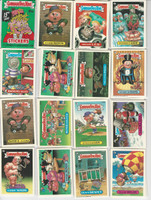 1988 Topps, Garbage Pail Kids 15th Series, Complete Set, 80 Cards, Wrapper, PHX