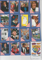 1992 Wild Card Decision, Partial Set, 107 Cards, Unopened Pack, PHX