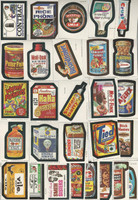 1979 Topps, Wacky Packages, Lot of 28, PHX