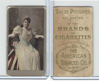 T400 American Tobacco, Actresses, 1910, (5)
