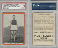 T230 Pan Handle, Worlds Champion Athletes, 1910, C. Reidpath, PSA 5 EX