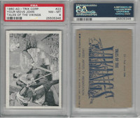 1960 Ad-Trix Corp., Tales of the Vikings, #23 Your Move John, PSA 8 NMMT