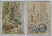 H426 J&P Coats, Historical Scenes, 1890's, The Call To Arms, Concord Lexington