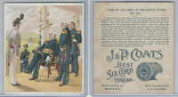 H606 J&P Coats, Uniform Of The Army of the United States, 1890's, 1858-1861