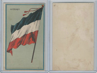 H626, Blank Back, National Flags, 1909, Germany
