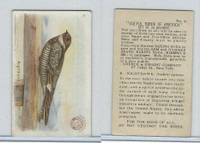 J5, Church & Dwight, Useful Birds America 1st Ser., 1915, #6 Nighthawk