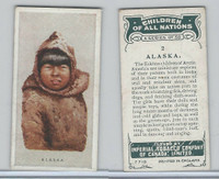 C6 Imperial Tobacco, Children Of All Nations, 1924, #2 Alaska