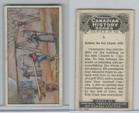 C5 Imperial Tobacco, Canadian History, 1926, #8 First Church