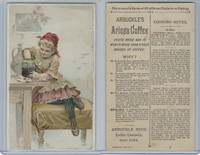 K2 Arbuckle Coffee, Subjects On Cooking, 1890, #21 Jelly