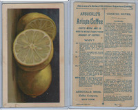 K2 Arbuckle Coffee, Subjects On Cooking, 1890, #37 Lemon
