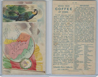 K3 Arbuckle Coffee, Principle Nations of the World, 1890, #66 Bolivia