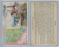 K11 Arbuckle Coffee, Cards Of States, 1911, #27 Nevada