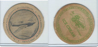 F6-1 Dixie Cup, 1941, Defend America, US Army Pursuit Planes