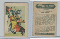 FC9-3 Kellogg's, General Interest - Sports History, 1945, #13 Jousting