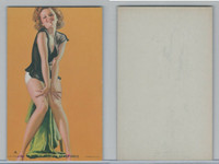 W424-2e Mutoscope, Hot-Cha Girls, 1943, A Miss Is As Good
