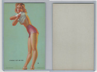 W424-2e Mutoscope, Hot-Cha Girls, 1943, Coming Out On Top
