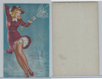 W424-2f Mutoscope, Yankee Doodle Girls, 1942, Caught in the Draft