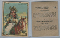 V290 Hamilton, Cowboy Series, 1930's, #14 Her Picture
