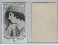 W585, Movie Stars, Blank Backed, 1921, #100 Gertrude Olmsted