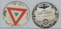 M30 St. Louis Globe, Seal Craft Disc, 1930's, Aircraft Ins., #11 Mexico