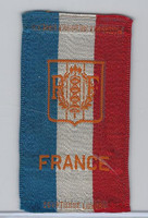 S14 American Tobacco Silk, National Arms, 1910, France