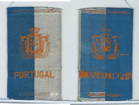 S14 American Tobacco Silk, National Arms, 1910, Portugal