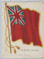 S30 American Tobacco Silk, National Flags, 1910, England (5 X 6.5 in)