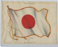 S31 American Tobacco Silk, National Flags, 1910, Japan (5 X 6.5 in)