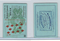 M10-1 MacDonald, Playing Cards, 1927, Ten Diamonds