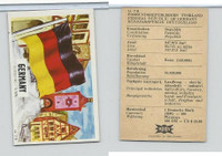 D0-0 Dandy (Denmark), National Flags, 1965, #79 Germany