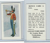 C0-0 Collector's Shop, British Military Musicans, 1961, 12