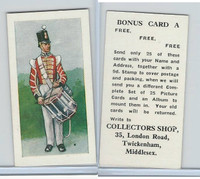 C0-0 Collector's Shop, British Military Musicans, 1961, 15
