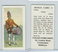C0-0 Collector's Shop, British Military Musicans, 1961, 18