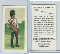 C0-0 Collector's Shop, British Military Musicans, 1961, 19